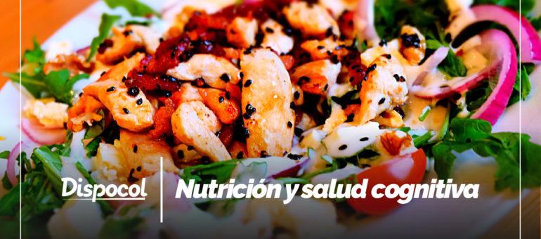 Nutrición y salud cognitiva